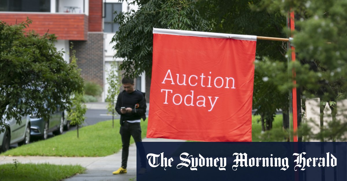 House prices reach yet another record level due to 'perfect storm' of low interest rates improving economy – The Sydney Morning Herald