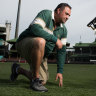 'It's quite eerie': The men paid to watch grass grow in our silent stadiums