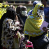 Study shows virus hit African immigrants hardest in France