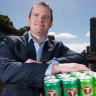 Cult Thai energy drink Carabao lands in Australia to take on Red Bull