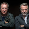 Palm Beach stars Bryan Brown and Sam Neill reflect on 40 years of friendship