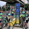 Brisbane bikeway clocks 1 million trips in 2018