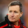 Essendon coach Worsfold in WA self-isolation