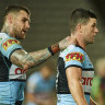 Townsend linked to Cowboys as Sharks sign veteran Chambers