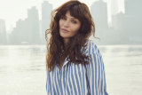 """Helena Christensen: """"Wanting to explore the world was one of the main reasons I even found modelling interesting at all from the beginning."""""""