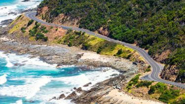 The Great Ocean Road, Bellarine Peninsula and the Murray River have been tourism hot spots in the first fortnight of eased restrictions.