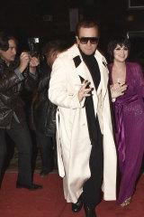 Ewan McGregor as Halston and Krysta Rodriguez as Liza Minnelli.