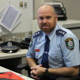 Griffith local area command Inspector Wayne McLachlan in 2017. The now retired inspector spent 24 years in the force and transferred to Wagga in 2004 where he served for 10 years.