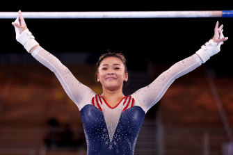 Sunisa Lee has won the all-around final.