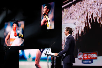 AFL boss Gillon McLachlan says the grand final won't clash with the VRC Derby.