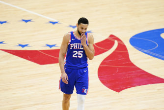 Ben Simmons has requested a trade away from Philadelphia.
