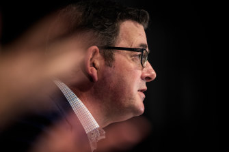 Premier Daniel Andrews has pleaded with people to get tested.