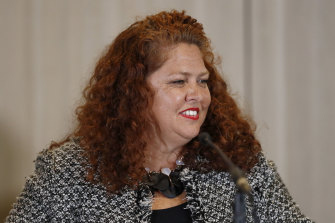 Jodie Sizer is the club's first Indigenous board member.