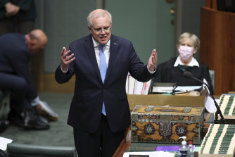 Prime Minister Scott Morrison says other countries' leaders want to emulate how Australia has dealt with the coronavirus pandemic.