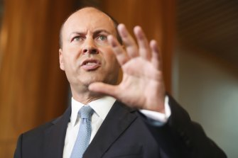 While Treasurer Josh Frydenberg defends the bank, there are critics within the government.