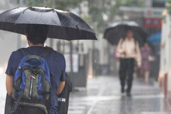 South-east Queensland will see more showers this weekend.