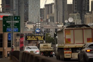 Transport experts have warned that Sydney roads could be gridlocked if people don't stay home.