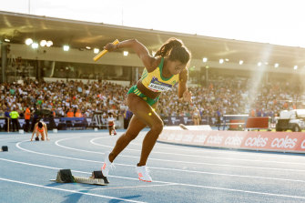 Morgan Mitchell is among the athletes based in Sydney whose Olympic preparation has been disrupted.