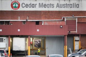 Cedar Meats in Brooklyn.