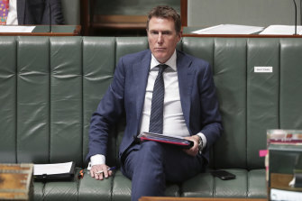 Federal Attorney-General Christian Porter defended the duo whom he appointed to the AAT in 2018.