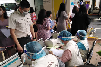 A prison inmate in Thailand has tested positive for the coronavirus in the country's first confirmed locally transmitted case in 100 days.