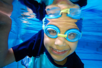 Millions of children's swimming lessons have been cancelled in Victoria since the start of the COVID-19 pandemic.