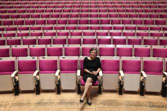 Sydney Opera House CEO Louise Herron.