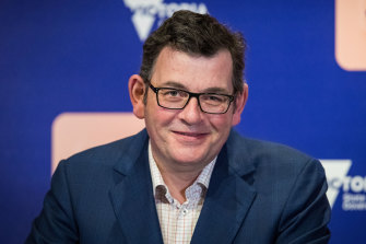 Premier Daniel Andrews has urged Victorians not to wait to get vaccinated.