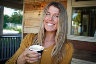 "Among the tips of eco influencer Kate Nelson for reducing waste during COVID-19 is to ""go topless"" with takeaway coffee."