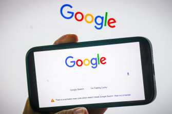 Google is flexing its muscles, threatening to block Australian searches.