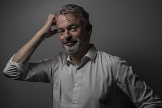 'You might want to call them and see if they've made a mistake,' Sam Neill says of his award.