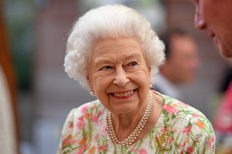 The Queen told guests at a community lunch that she had not met with world leaders for two years and she looked forward to G7.