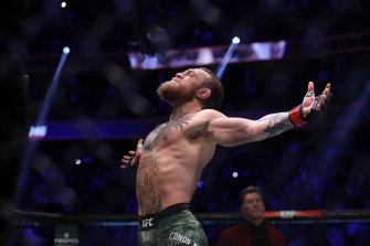 Conor McGregor has announced his retirement.