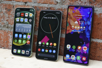 The iPhone 12, Pixel 5 and Galaxy S20 FE each strike a good balance of features and price.