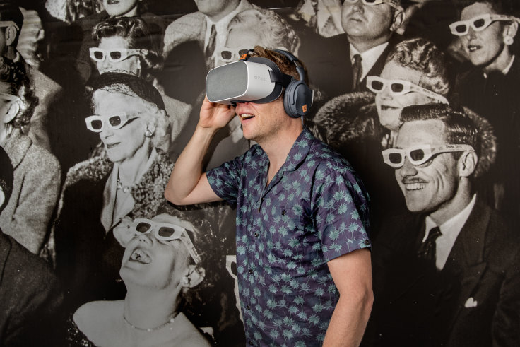 Thornbury Picture House First With Regular Virtual Reality Screenings