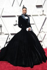 Billy Porter at this year's Academy Awards.