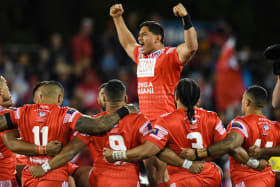 The day the Tonga truck changed international league