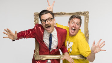 The Listies deliver plenty of laughs for audiences of all ages.