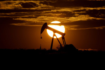 Oil prices have surged higher as supply tightens.