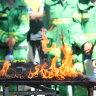 Victorian public servants fight for bushfire 'good faith' payment
