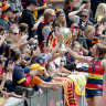 Three cheers to the AFLW for leading by example