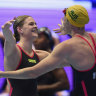 Jack can save her swimming career: SA head coach