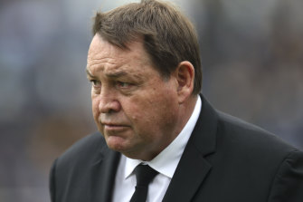 Steve Hansen says New Zealand Rugby doesn't owe Australia anything.