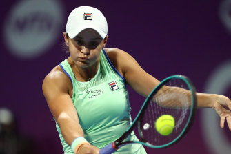 Ashleigh Barty has a world No.1 ranking to defend when the WTA Tour does resume.