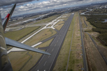 The study into aircraft noise at the airport will be the third since the opening of a $1.1 billion parallel runway in July 2020.
