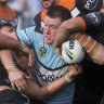 Gallen remains undecided on NRL future