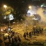 Riot police storm Hong Kong Polytechnic University after all-night siege