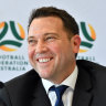 Why new FFA boss isn't daunted by Australian sport's toughest gig