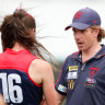 Demons flexible on move to hubs despite having other jobs, says coach