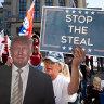 Trump begging emails raise questions about 'stolen election' slush fund